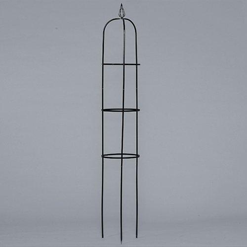 Gardman Easy Obelisk Kletterpflanzen-Gestell, 1,63 m