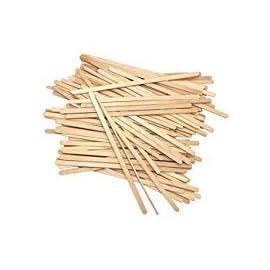 Disposable Birchwood Tea Wood Coffee Stir Sticks Wooden Stirrers 190mm 100 Pcs 31CV4nx3CKL