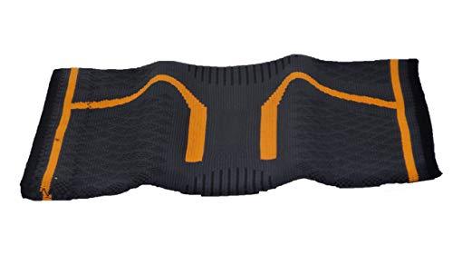 2 Kompressions-Knieschützer, ideal zur Linderung oder Vorbeugung von Gonalgien: Bänderschmerzen, Gelenke, Arthrose oder Verschleiß. -