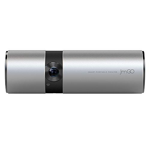 Docooler JMGO P2 Proyector portátil DLP HD Android TV Box Altavoz Bluetooth...