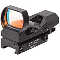 STRIKE SYSTEMS AIRSOFT RED DOT SIGHT 1X22X33MM AEG SHOOTING SCOPE
