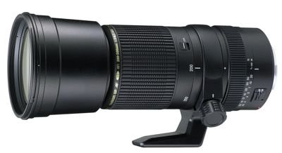 Tamron AF 200-500mm 5-6,3 Di LD SP digitales Objektiv für Nikon (nicht D40/D40x/D60) - Für Makro-zoom-objektiv Nikon