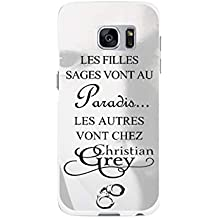 coque christian grey iphone 7