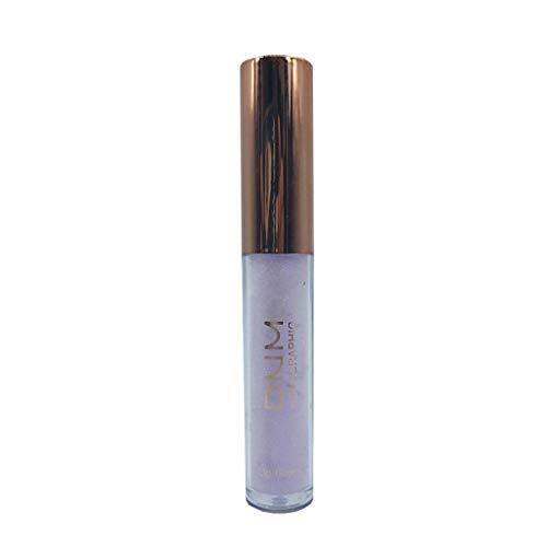 Gloss à lèvres,Innerternet Le liquide de longue durée imperméable Polarize Light Lipstick Makeup Gloss Lip Gloss long durable lèvres brillant étanche liquide rouge à lèvres stylo (C)