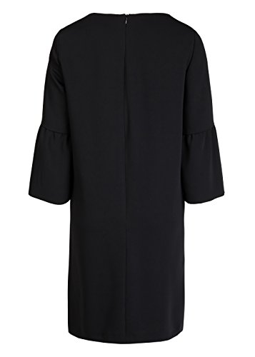 Daniel Hechter Damen Kleid Dress Schwarz (Black 990)