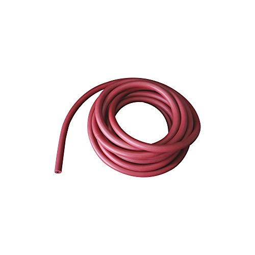 Bb Gummischlauch für Vakuum, 8 mm, rot, 1