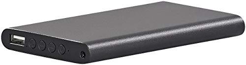auvisio Diktiergerät: Digitale Voice-Recorder-Powerbank, geräuschaktivierte Aufnahme, 16 GB (Digitales Diktiergerät)