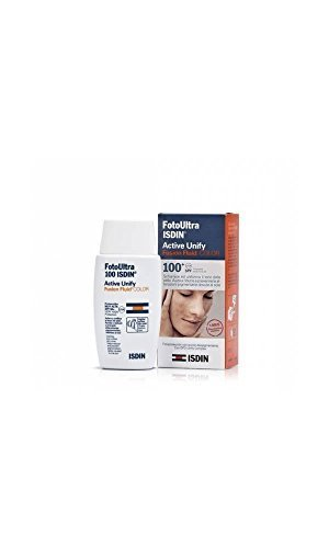 Isdin Fotoultra Active Unify Color Fusion Fluid Spf100+ 50ml