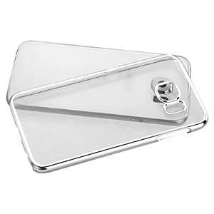 Soft Transparent back cover for Samsung Galaxy Grand Prime SM-G530H silver