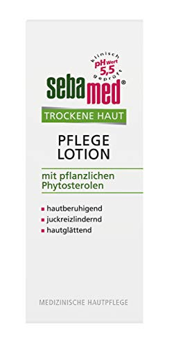 Sebamed Pflege-Lotion fr trockene Haut, 2er Pack (2 x 200 ml)
