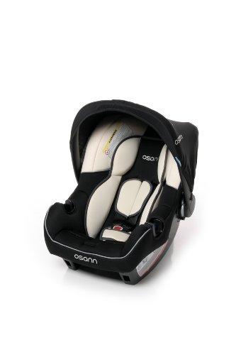 Osann 100-101-97 Babyschale Babytrage Kinderautositz BeONE SP deluxe Night, 0 bis 13 kg, ECE Gruppe 0 +, von Geburt bis circa 15 Monate, mit Verdeck