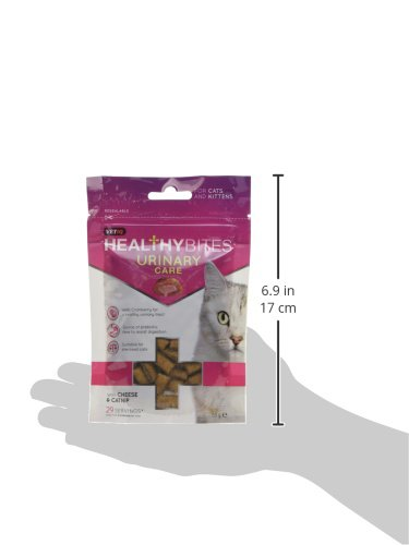 VetIQ Healthy Bites Urinary Care for Cat, 65 g 5