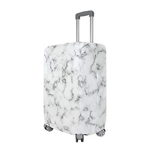 FANTAZIO Kofferschutzhülle mit schöner Marmorstruktur