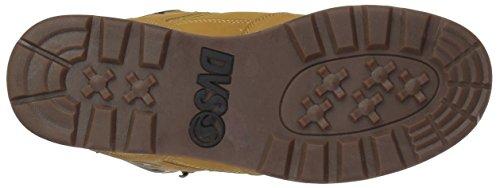 Alto Westridge Sneaker a DVS Collo Chamois Uomo Leather Braun Shoes qwXSZA7