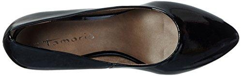 Tamaris 22416, Scarpe con Tacco Donna Nero (BLACK PATENT 018)