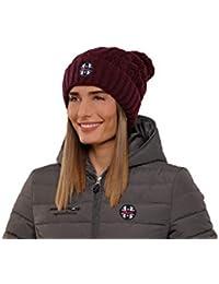 113ac27274748b Suchergebnis auf Amazon.de für: Mütze in bordeaux rot: Bekleidung