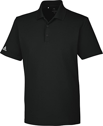 adidas Men, S Performance Polo Golf, Herren XL Schwarz - Adidas Golf Shirt