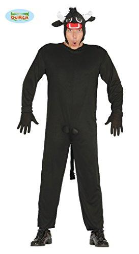 wilder Stier Kostüm für Herren Gr. M/L, Größe:L