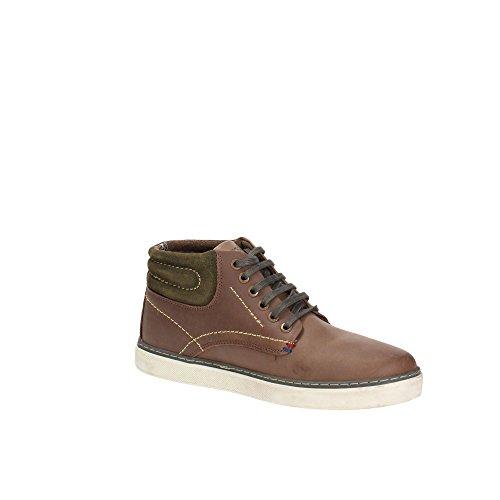 Wrangler, Sneaker donna Giallo Camel Marrone (Marrone)