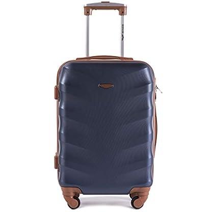 VINCI-LUGGAGE-EIN-Groer-Handgepckkoffer-Fr-die-Anspruchsvollen-Kunden-Hartschale-4-Rollen-Zahlenschloss-Ausziehgriff-und-Innere-Sicherungsgurte-zum-Schutz-des-Reisekoffers