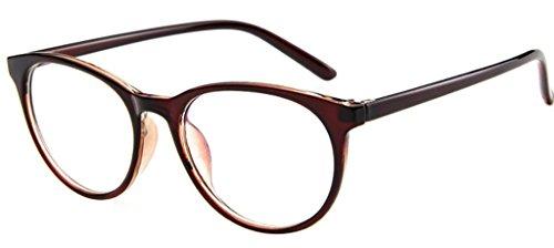 eozy retro brillen nerdbrille dekogl ser unisex rund. Black Bedroom Furniture Sets. Home Design Ideas