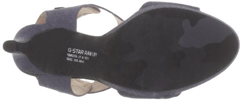 G-Star Footwear Garland, Escarpins femme Bleu (Heavy Chambray)
