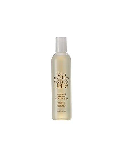 john masters organics Bare Unscented Shampoo 236 ml