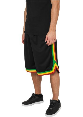 Urban Classics Stripes Mesh Short in 10 colori