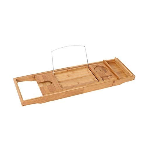 BHDYHM Royal Craft Wood Bandeja bañera Bandeja for