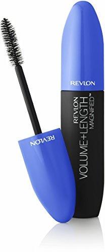 Revlon Volume + Length Magnified Mascara WP Blackest Black 351, 1er Pack (1 x 9 g)