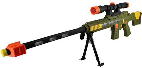 GYD XXv.2 Sniper SCHARFSCHÜTZENGEWEHR Elite mit Sound Licht AWP !!