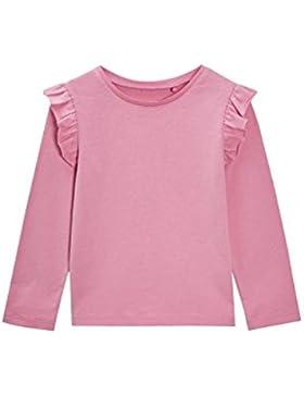 next Niñas Pack De Cuatro Camisetas Manga Larga Volantes (3 Meses-6 Años) Estándar