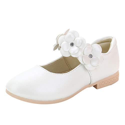 Alwayswin Mädchen Party Prinzessin Schuhe Sandalen Bowknot Leather Sandals Süßen Einzelne Schuhe Mode Reißverschluss Weiche Untere Schuhe Kühle Schuhe Freizeit Outdoor-Schuhe - Hut Indian Für Mädchen