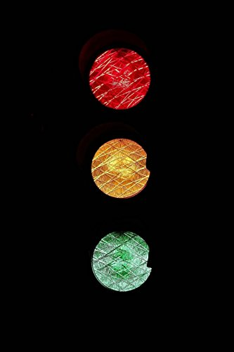 Traffic Lights Notebook por Wild Pages Press