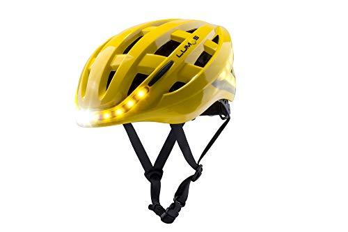 Casque de vélo LUMOS jaune