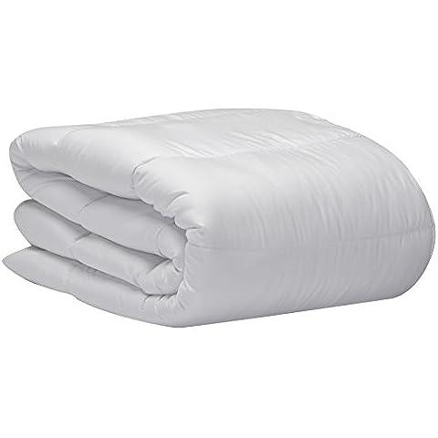 Pikolin Home Essential - Relleno nórdico de fibra, otoño - invierno, 300 gr/m2, 135x200 cm, cama