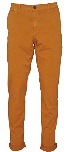 Serge Blanco -  Pantaloni  - Uomo arancione 35W x 34L