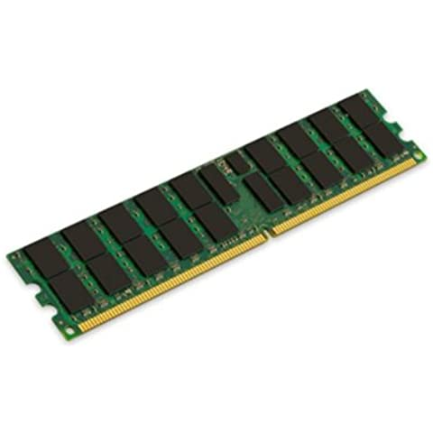 Kingston KVR400D2D4R3/4G Memoria RAM da 4 GB, 400 MHz, DDR2, ECC Registrato CL3 DIMM, 240-pin