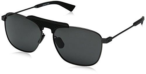 Under Armour Ua Rally Aviator Sunglasses, Gray/ Gray, 56 mm