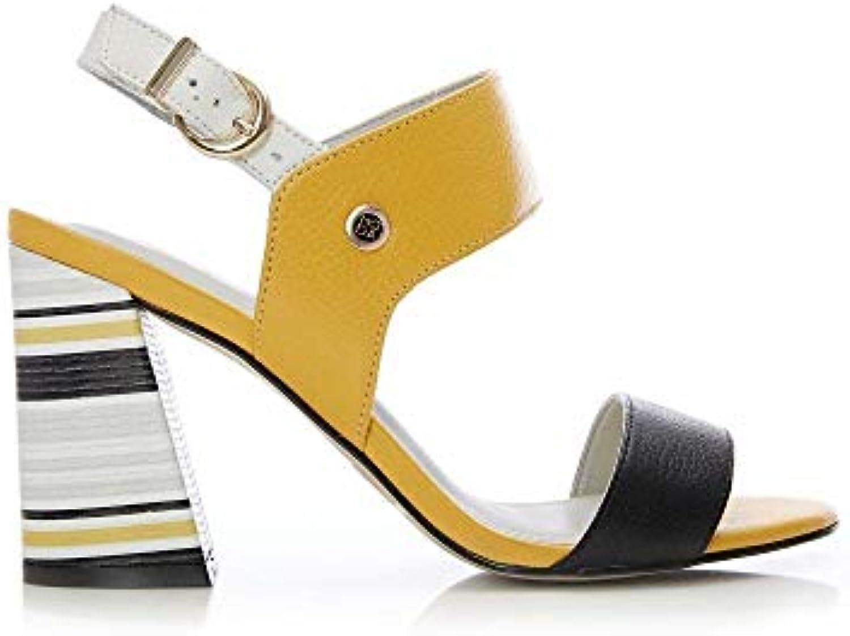 Moda In Pelle, Sandali Donna Giallo giallo | | | Forte valore  543bdc
