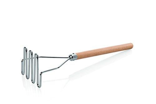 Kartoffelstampfer mit Holzgriff 48 cm 18 0