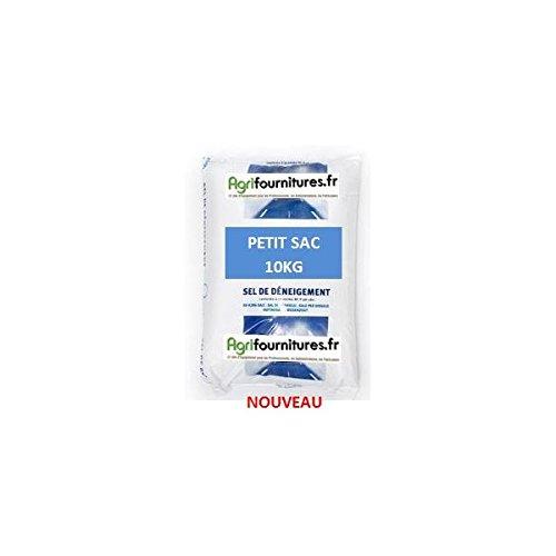 Sel de déneigement NORME NF-P 98180 en Sac de 10kg