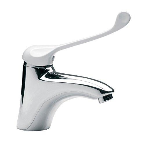 antiseptische Hygienearmatur Waschtischarmatur Klinikarmatur Badarmatur Waschbecken Wasserhahn mit langem Hebel