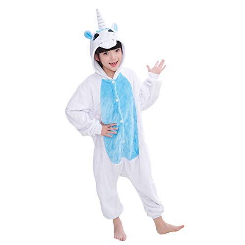 DEBAIJIA Pijama Animal Unicornio Niños Niñas Disfrace