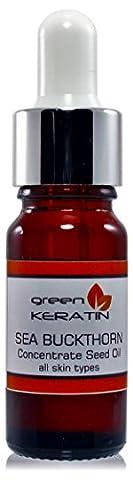 Green Keratin Certified Organic Sea Buckthorn Seed Oil 10 ml