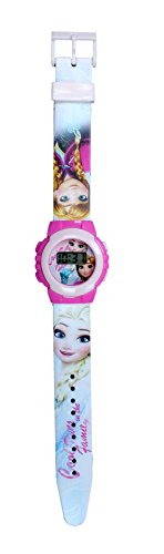Reloj niña Disney Frozen Elsa y Anna princesa Frozen