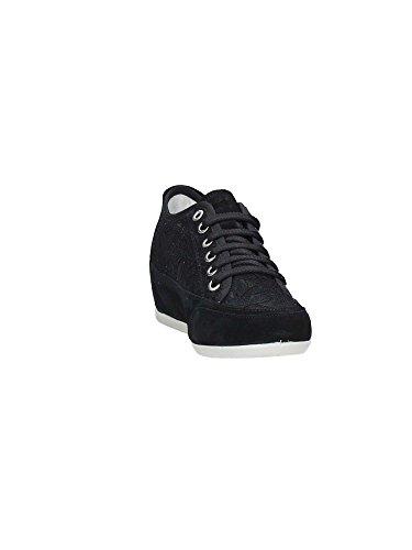 official photos 5df44 7c91d 77870 Chaussures à lacets femmes Noir