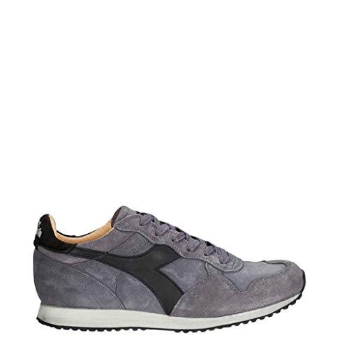 Sneaker Diadora DIADORA - DIADORA HERITAGE TRIDENT S SW SNEAKERS IN PELLE SCAMOSCIATA - 632001 - 7