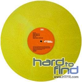 Vegas Vinyl (Louie Vega Ft Raul Midon / Cerca De Mi (Remixes) (Yellow Vinyl))