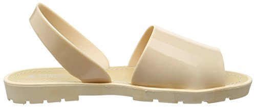 Bedroom Athletics Plage, Sandales femme Beige - Beige (Nude)